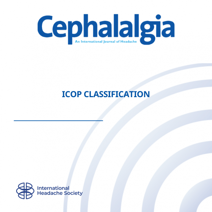 International Classification of Orofacial Pain (ICOP) published
