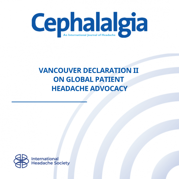 Vancouver Declaration II on Global Headache Patient Advocacy 2019