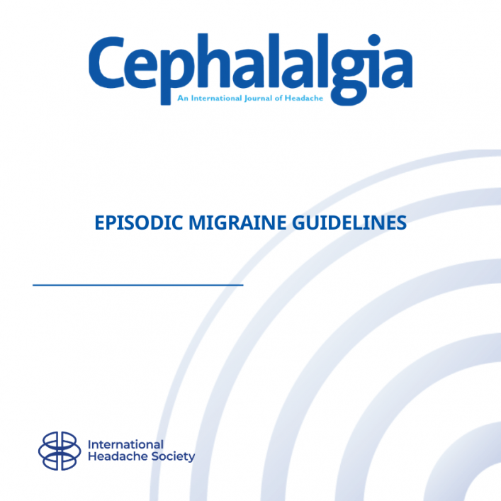 Guidelines for controlled trials of preventive treatment of migraine attacks in episodic migraine in adults published in Cephalalgia