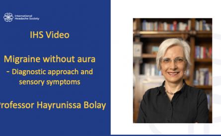 Migraine without aura – diagnostic approach