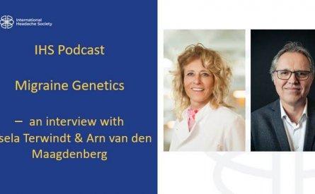 Migraine genetics