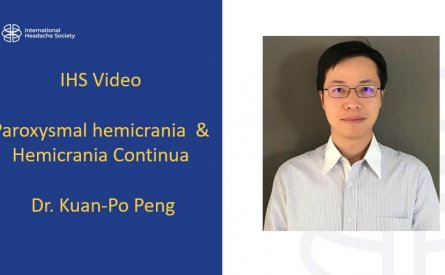 Paroxysmal hemicrania and hemicrania continua