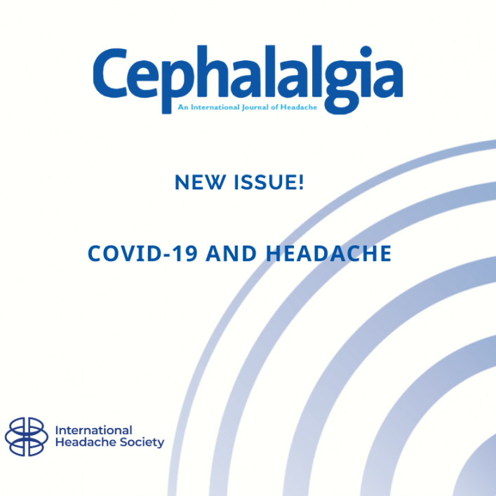 COVID-19 and Headache – Cephalalgia special section published