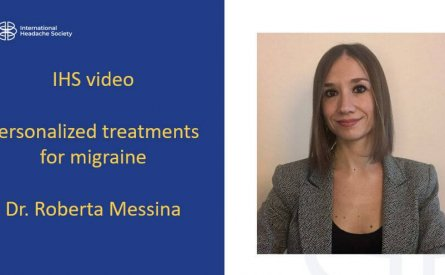 Personalised treatments for migraine