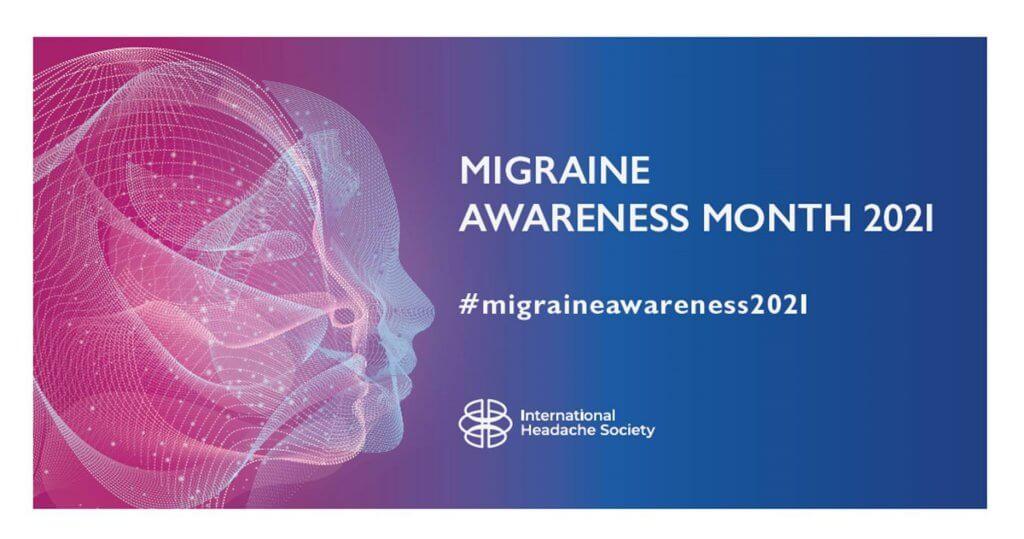 migraine awareness promo