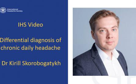 El diagnóstico diferencial de la cefalea crónica diaria