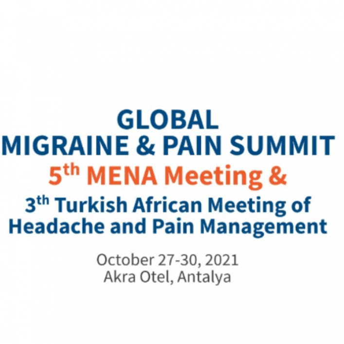 Global Migraine and Pain Summit – free registration