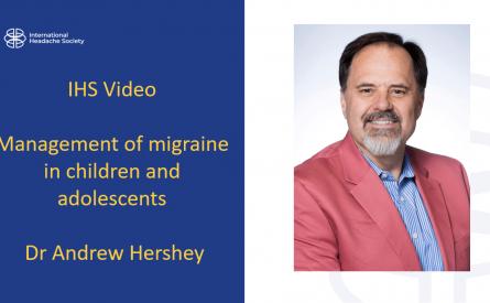 Tratamiento de la migraña en niños y adolescentes