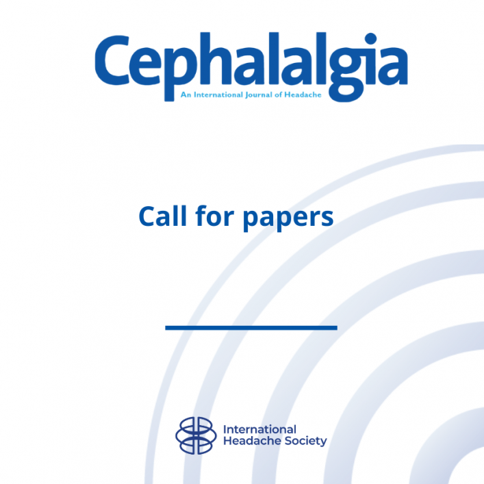 Call for papers – studies of trigeminal pain